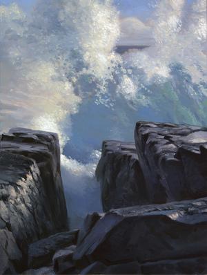 James Mullen:Time and Tide at Carol Corey Fine Art
